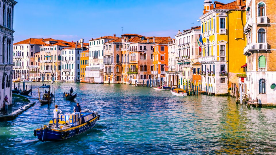 4 Couple-Friendly Destinations in Europe - Venice