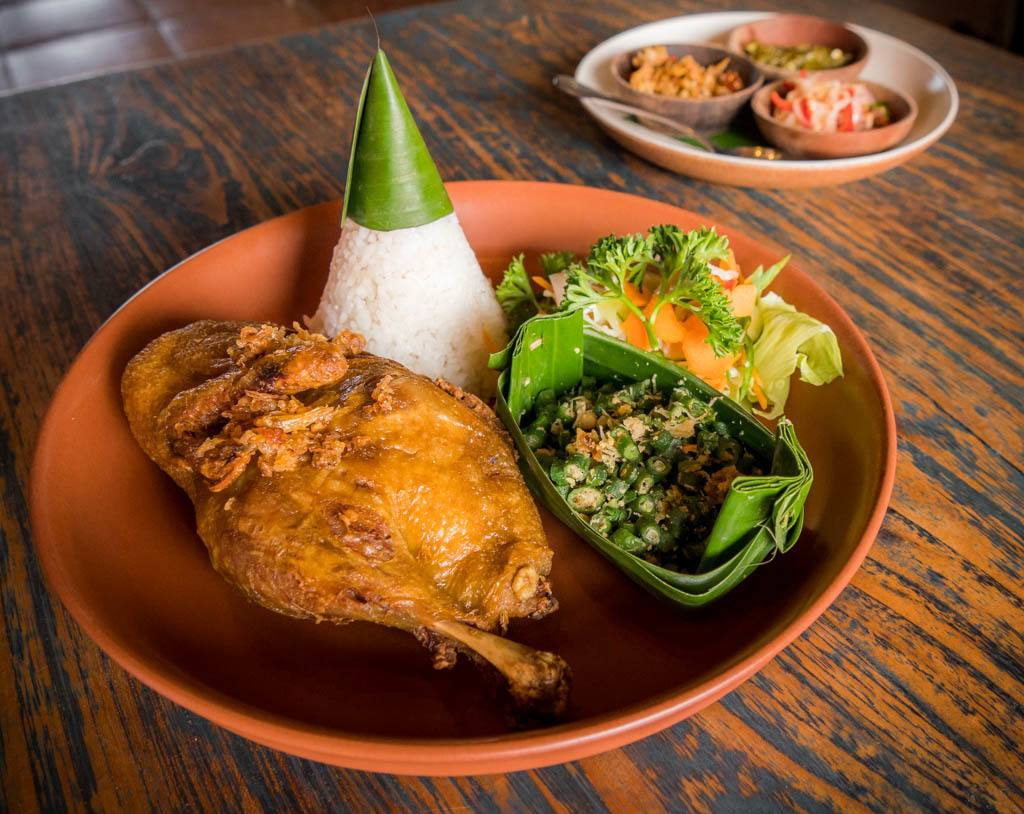 Top 10 Bali Foods You Must Try - Crispy Duck
