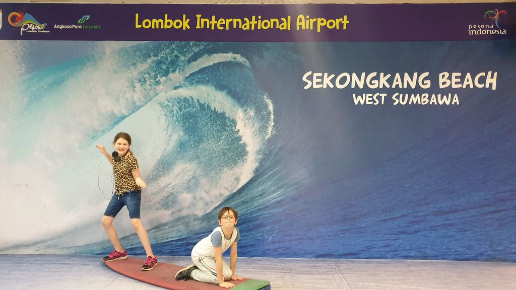 Guide To Lombok (From Bali) Airport