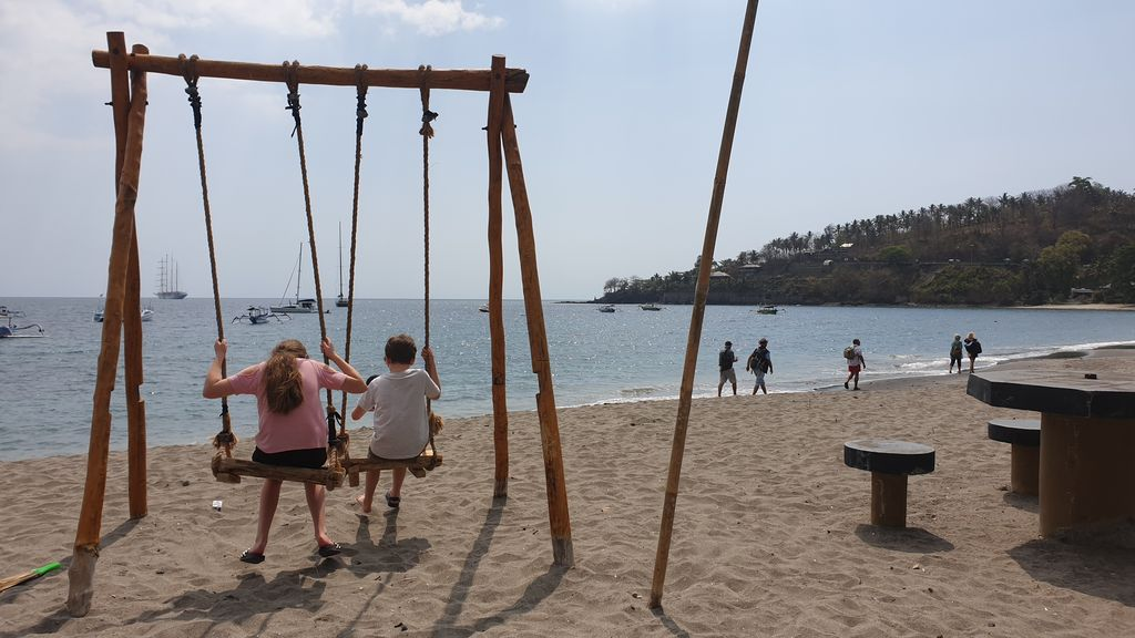Guide To Lombok (From Bali) swing