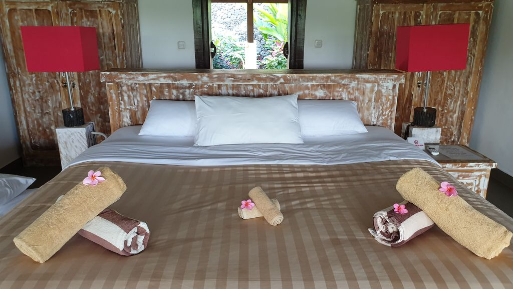 Guide To Lombok (From Bali) Bedroom