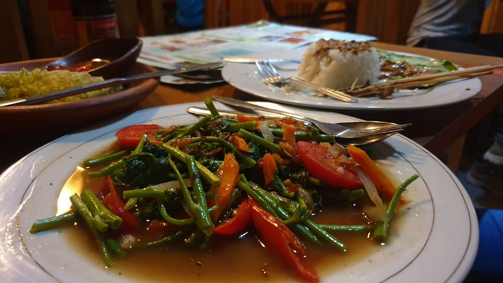 Guide To Lombok (From Bali) food