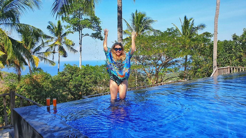 Guide To Lombok (From Bali) - Pool