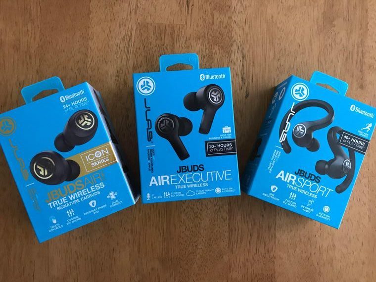JLab Headphones: #1 True Wireless Earbuds