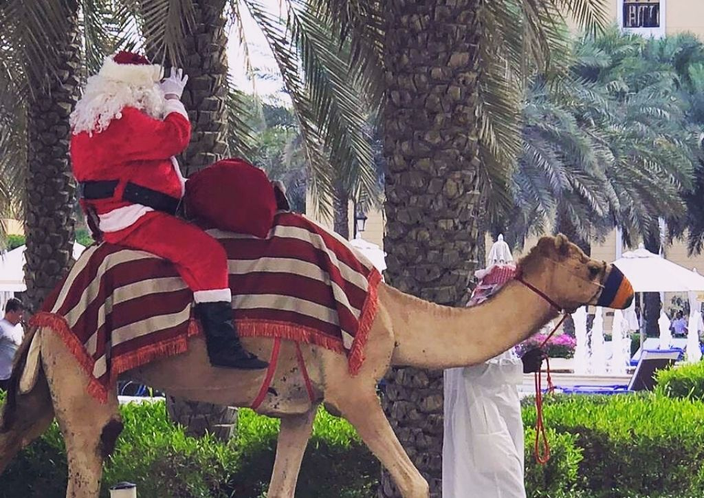 Magical Christmas Destinations - UAE