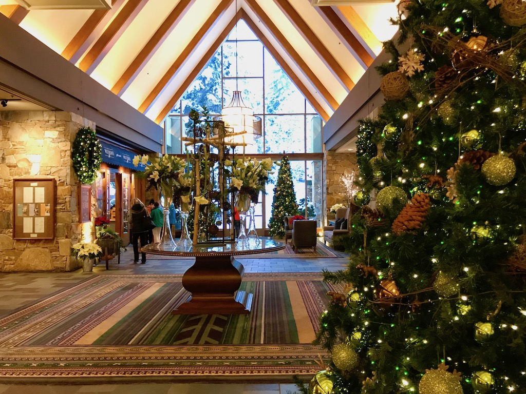 Magical Christmas Destinations - Whistler
