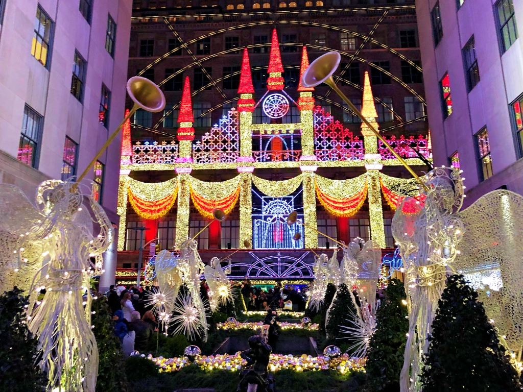 Magical Christmas Destinations - NYC