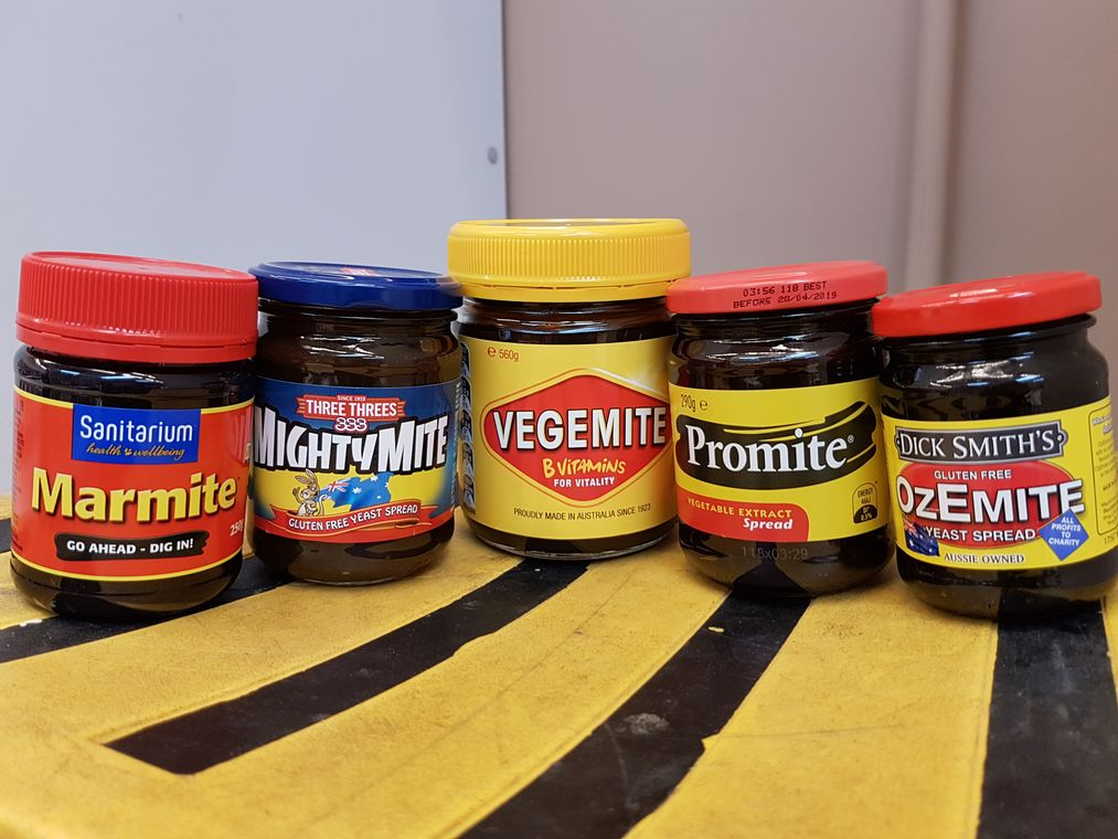 Australia Foods - Vegemite