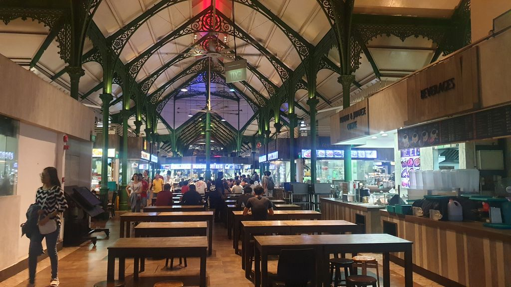 Quick Guide To Visiting Singapore - Lau Pa Sat