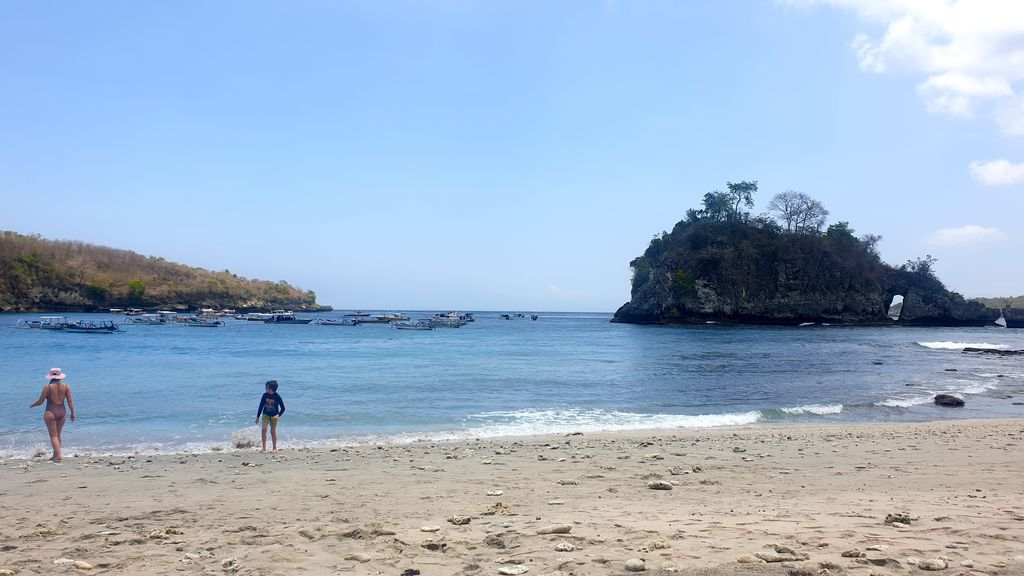 Nusa Penida With a Local - Beach