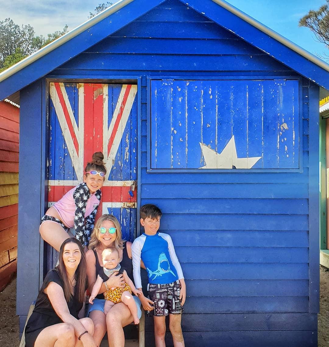 Nomadic travel - Australia