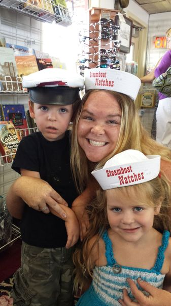New Orleans with kids  - SS Natchez