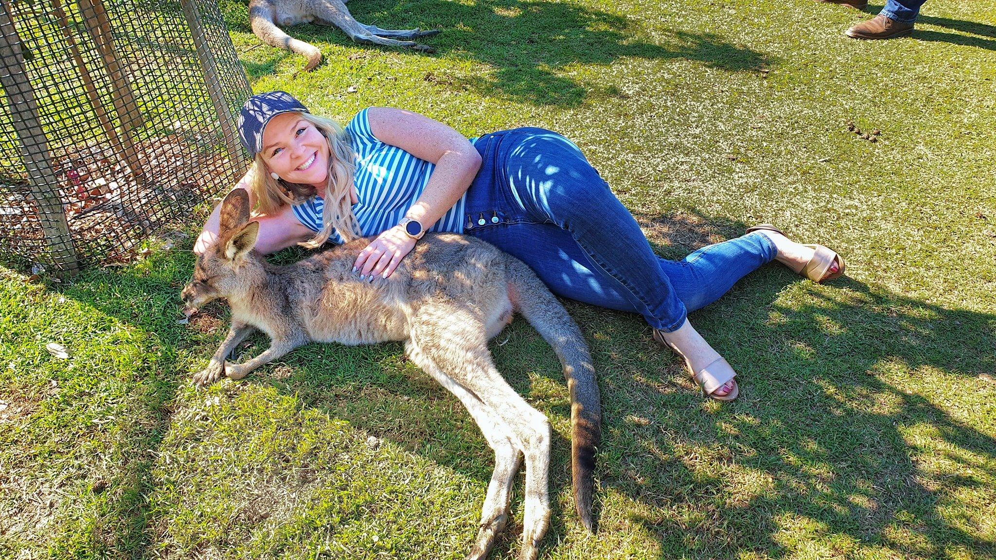 Travel COVID-19 - Kangaroo