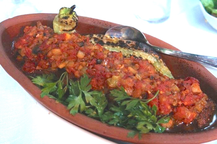 Turkish Food - Eggplant