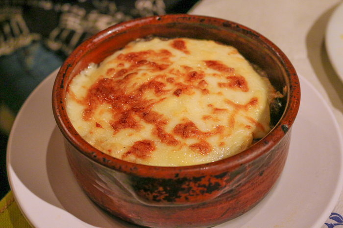 Food to eat in Greece - moussaka