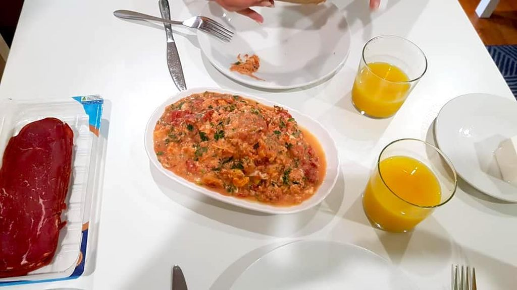 Turkish food - Menemen