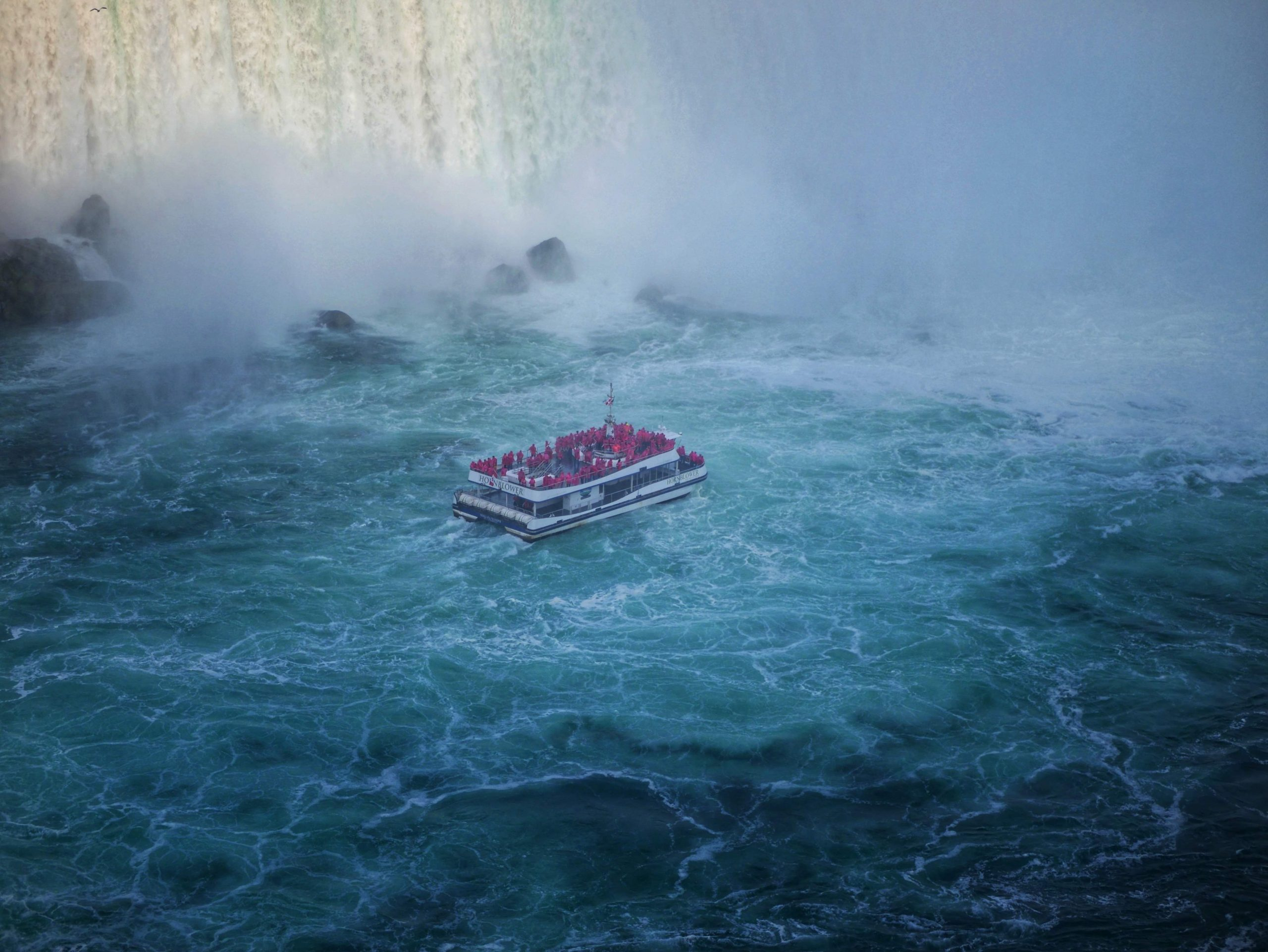 Visit Niagara Falls - Maid of the Mist