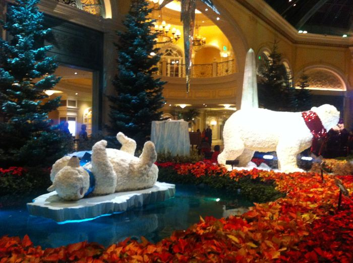 Las Vegas with kids -  Bellagio