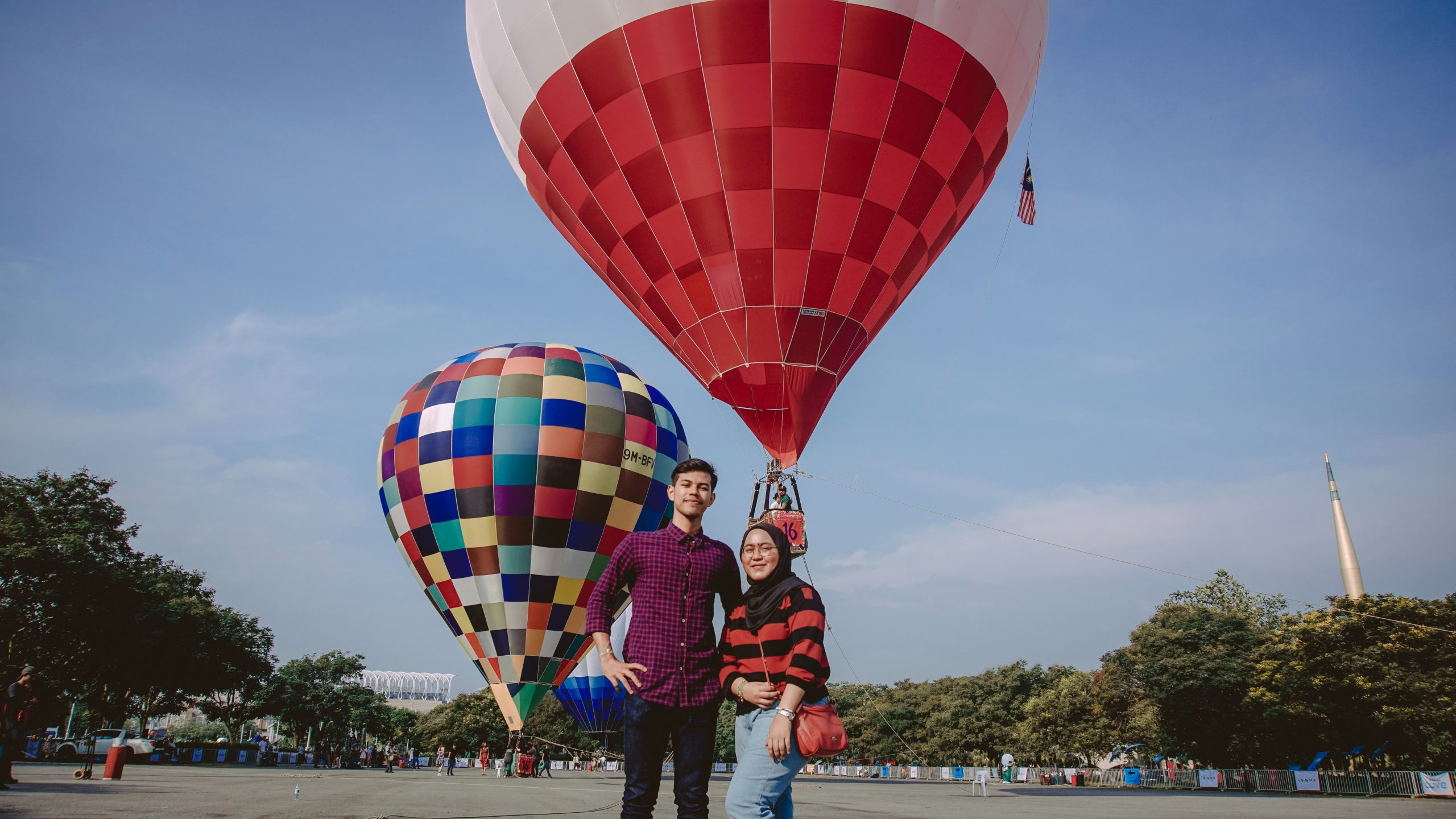 Best Dating Ideas In San Diego - hot air balloon
