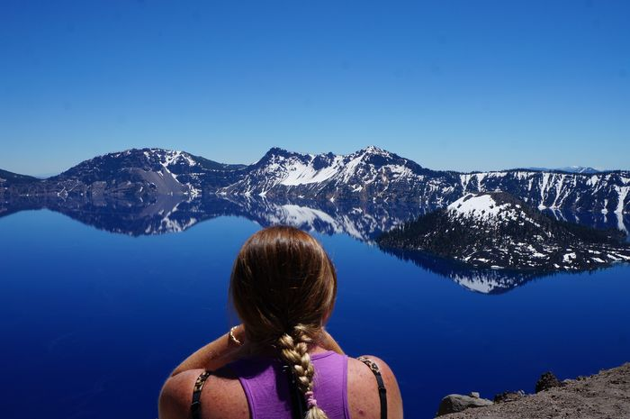 14 Day Pacific Northwest Road Trip - Crater Lake