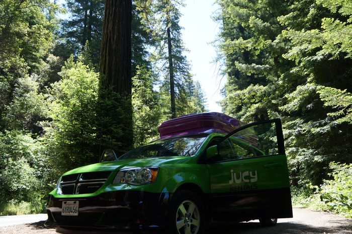 14 Day Pacific Northwest Road Trip - Jucy Campervan