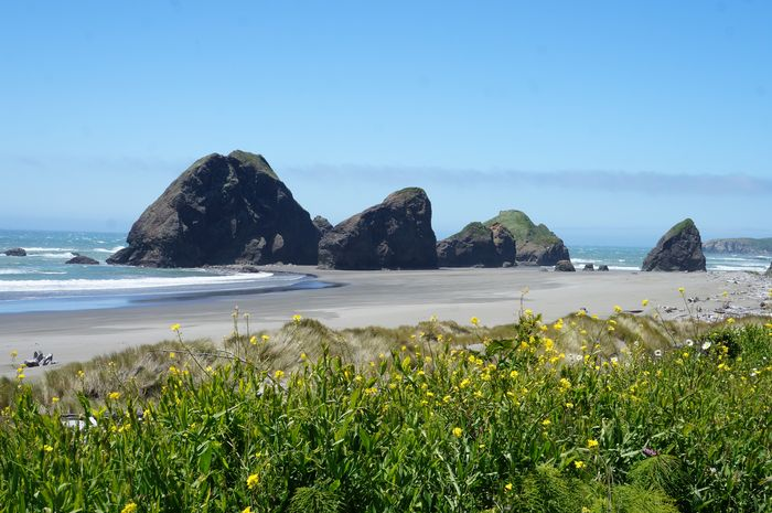 14 Day Pacific Northwest Road Trip - Oregon coast