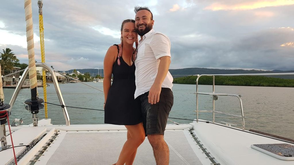 best things to do in cairns Sunset Sail