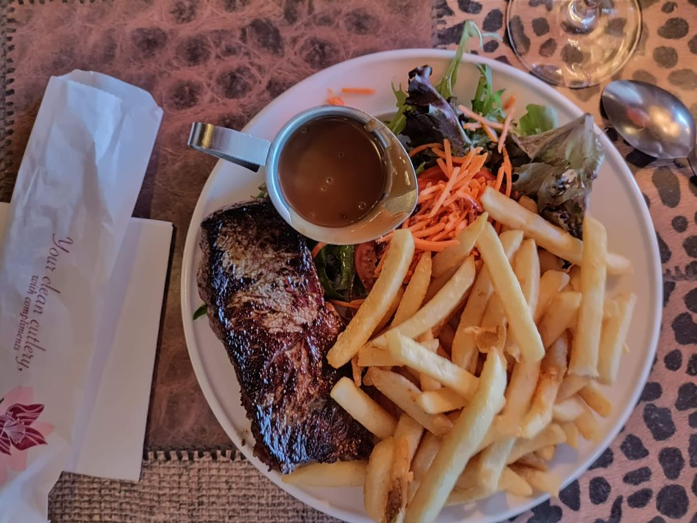 best things to do in cairns Steak