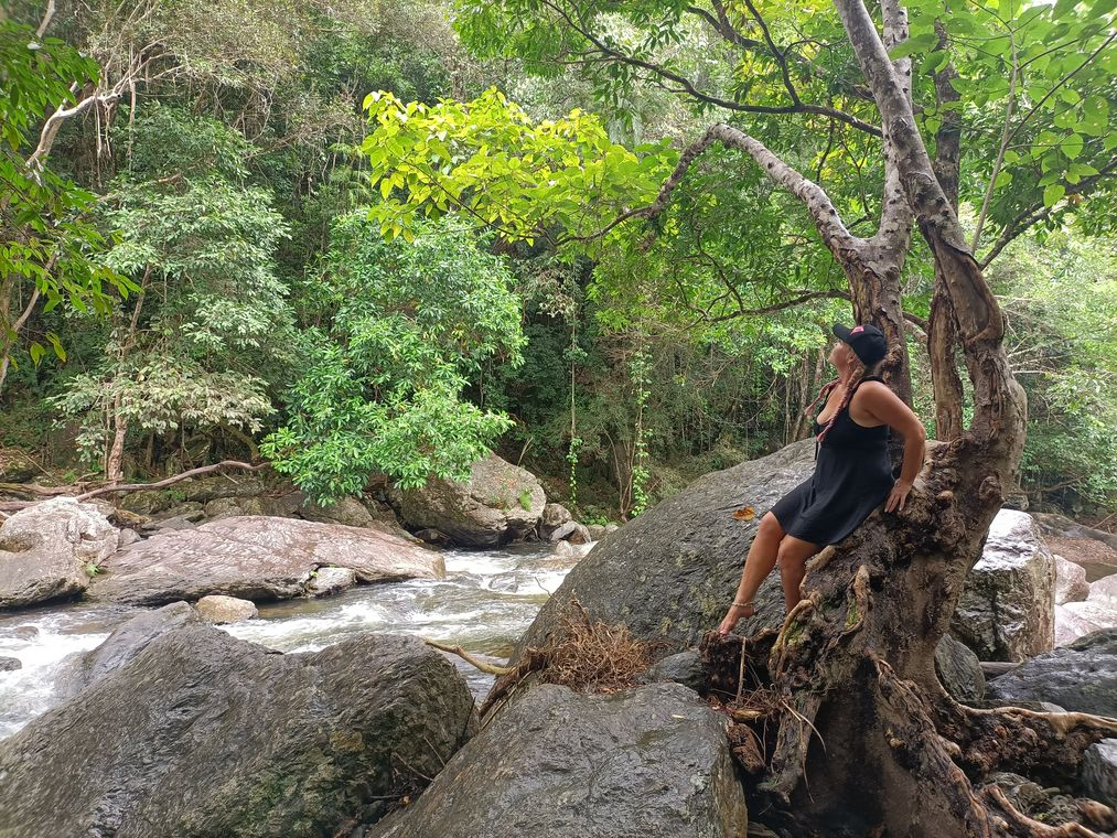 best things to do in cairns Crystal Cascade