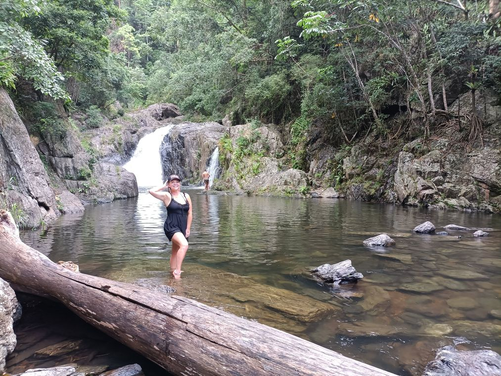 best things to do in cairns waterfall
