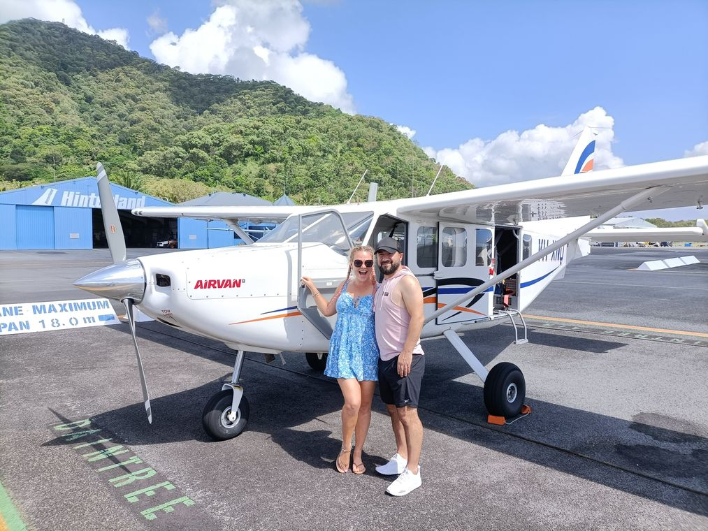 best things to do in cairns scenic flight
