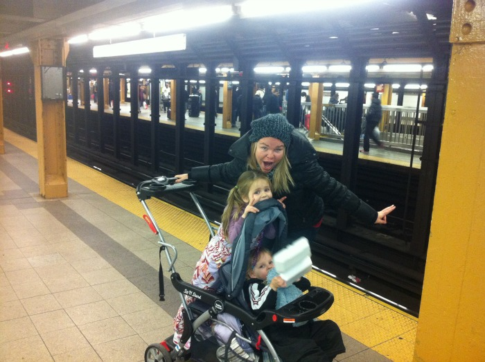 Things To Do In New York With Kids - strollers