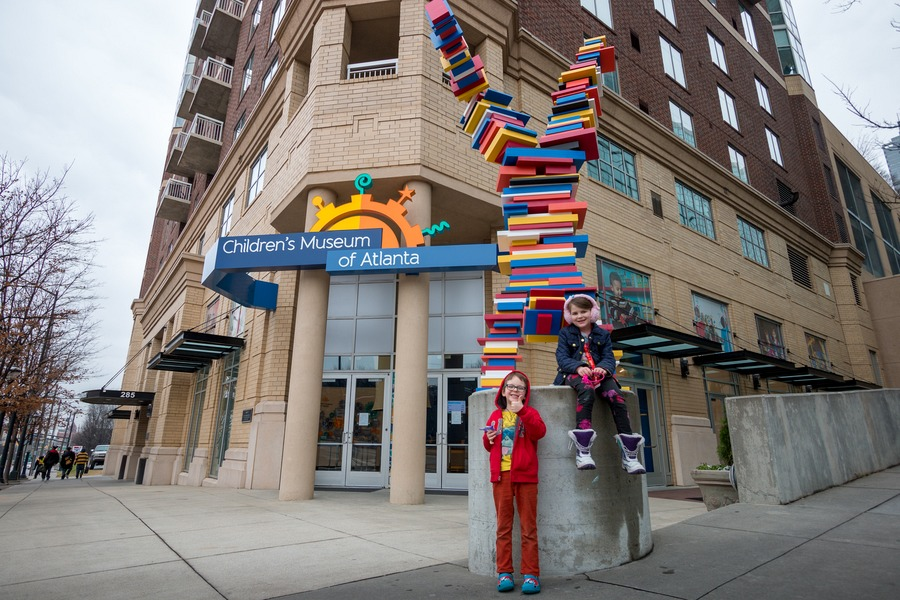 Things To Do In Atlanta With Kids - Children museum